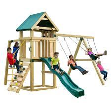 swing n slide playsets hawk u0027s nest play set pb 9210 the home depot