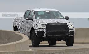 Ford Ranger Mini Truck - 2019 ford ranger raptor spy photos news car and driver