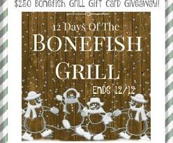 bonefish gift card 25 toys r us gift card after the holidays giveaway enter to win now