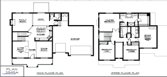 2 story house plan modern two story house plans luxury 2 story polebarn house plans