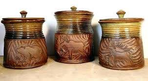 kitchen canister set ceramic canister sets for kitchen rustic kitchen canister set kitchen