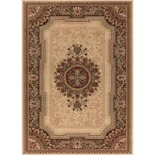 Concord Global Area Rugs Concord Global Trading Ankara Chateau Ivory 7 Ft 10 In X 10 Ft