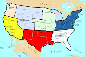 usa map states if every us state had the same population what would the map of
