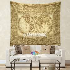 wall design world map wall decor design vintage world map wall