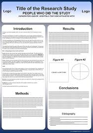 templates for poster presentation download poster presentation template portrait free powerpoint scientific