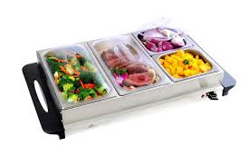 electric buffet food warmer with warming tray buy food warmer