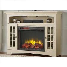 corner tv cabinet with electric fireplace amusing fireplace tv stands electric fireplaces the home depot in at