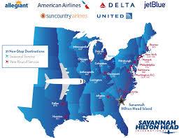 Boston Airport Map Maps Of Hilton Head Island South Carolina