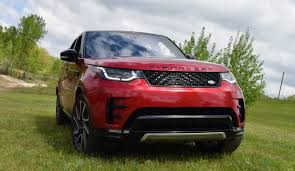 land rover discovery custom 2018 land rover discovery off road first drive