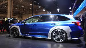 stanced subaru wagon 2014 tokyo auto salon subaru levorg sti concept previews