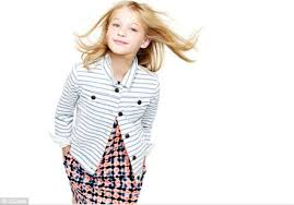 pretee models meet the child models who are taking the fashion world by storm