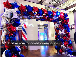 deliver balloons nyc my deco balloon balloon decorations in new jersey balloon decor nj