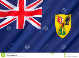 Th Flag Flag Of The Turks And Caicos Islands Stock Photo Image 50937174