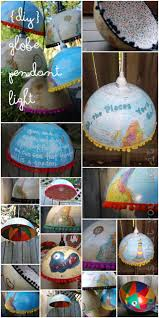 diy pendant light e2 80 94 crafthubs globe home is what you make