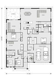 casuarina 295 home designs in tamworth g j gardner homes floor plan