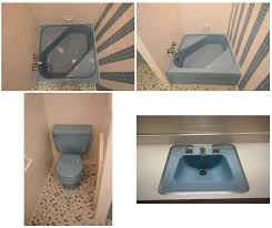 Awesome Retro Blue Bathroom Sinks For Sale Bathroom Faucet Vintage Bathroom Fixtures For Sale