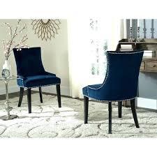 Navy Blue Dining Room Chairs Best 25 Blue Velvet Dining Chairs Ideas On Pinterest Dinning Navy