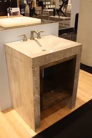 14 stone sinks to boost your bathroom design