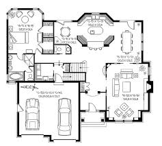 blueprints for houses house plan modern style striking amusing new floor plans