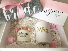 engagement gift baskets engagement gift basket to be gift set bridal gift