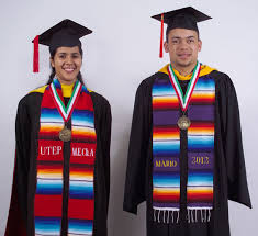 sashes for graduation are you a hispanic graduate go get your hispanic stole and show