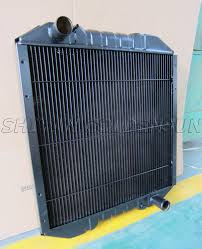 chinese radiator manufacturers high quanlity japanese truck engine