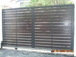 aluminium auto gate ccn aluminium