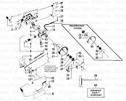poulan 4900 poulan chainsaw clutch u0026 oil pump diagram and parts