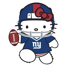 york giants kitty york giants