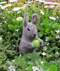 Easter Decorations For Sale Australia by Adorable Needle Felted Easter Decorations