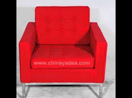 Knoll Sofa Replica by Modern Classic Designer Sofa Florence Knoll Sofa Replica Youtube