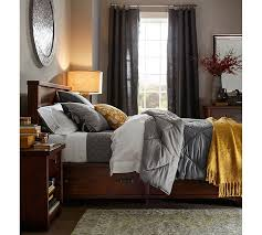 How To Wash A Polyester Comforter Linen Silk Comforter U0026 Sham Pottery Barn