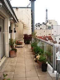 Appartement Toit Terrasse Paris Appartement Paris 16ème Passy Appartement Au Dernier étage Avec