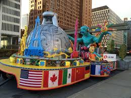 thanksgiving parades 2014 lear will join the annual parade down woodward with spirit of
