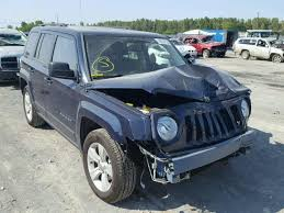 2014 jeep patriot blue 1c4njpbb1ed797272 2014 blue jeep patriot sp on sale in il
