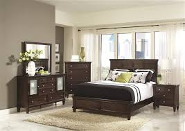 camellia 6 piece bedroom set in cappuccino finish by coaster 200361