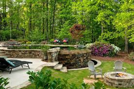 giving custom backyard pools in peachtree city the signature touch