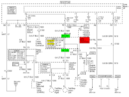Radio Wiring Diagram For 2003 Chevy Cavalier 2004 Chevy Silverado 1500 Stereo Wiring Diagram Wiring Diagram
