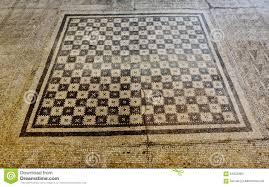 Ancient Roman Villa Floor Plan by Ancient Ruins In Roman Villa In Risan Montenegro Stock Photo