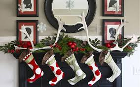 decoration trend christmas decorating ideas 2013 santa socks and