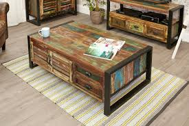 centerpieces for coffee tables urban chic door drawers large coffee table living room