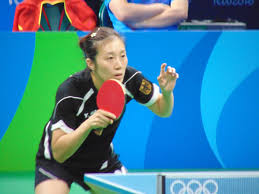 Best Table Tennis Player Han Ying Wikipedia