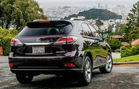 lexus crossovers 2015 lexus rx 350 a formative crossover carries on bestride