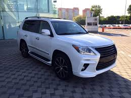 used 2015 lexus lx 570 design body kit for lexus lx 570 on behance