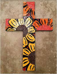 wooden crosses for crafts the 25 best painted wooden crosses ideas on painted