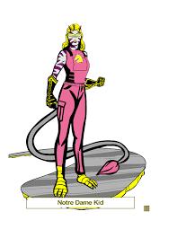 blanchard middle elements super hero villian