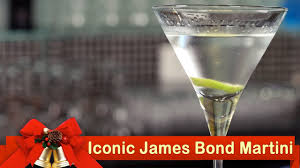 martini bond vesper martini james bond martini new year special drink