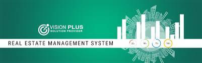 real estate management system vision plus