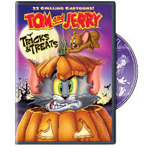 dvd review tom and jerry tricks u0026 treats sippy cup mom