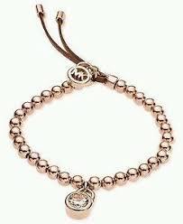 leather charm bracelet ebay images Michael kors bracelet ebay JPG